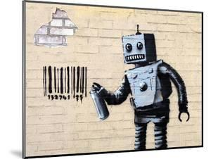 Robot by Banksy