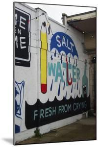 Salt Water by Banksy