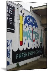 Salt Water by Banksy