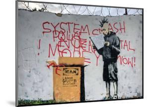 System Crash by Banksy