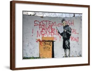 System Crash by Banksy