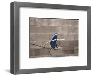 Tightrope by Banksy