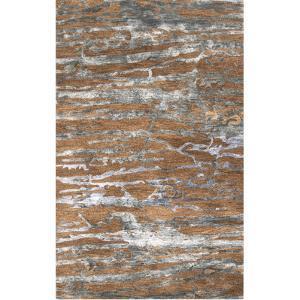Banshee Marble Area Rug - Mocha/Slate 5' x 8'