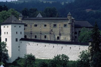 Banska Stiavnica's Old Castle--Photographic Print