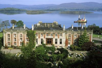 Bantry House and Bay--Photographic Print