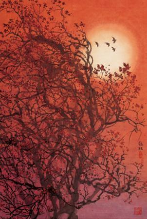 Red Sunset II