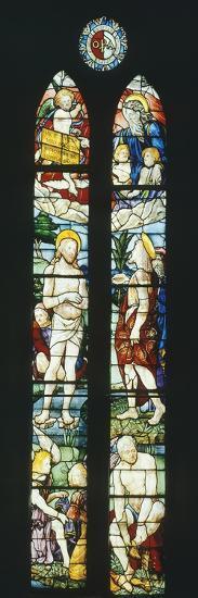Baptism of Christ, 1519--Giclee Print
