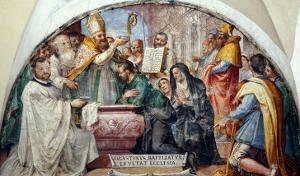 Baptism of Saint Augustine