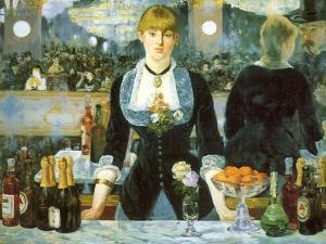Bar at the Folies-Bergère, 1881
