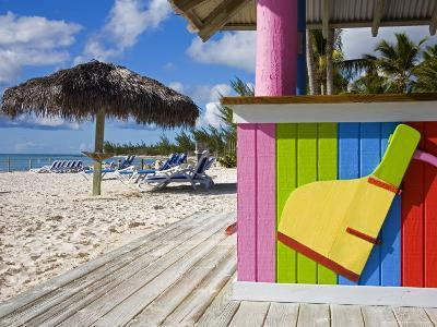 Bar Detail, Princess Cays, Eleuthera Island, West Indies, Caribbean-Richard Cummins-Photographic Print