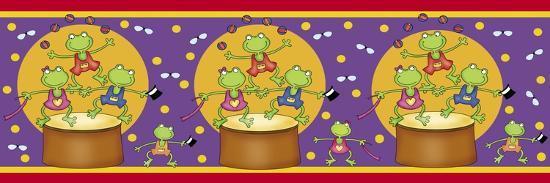 Bar Frog-Maria Trad-Giclee Print
