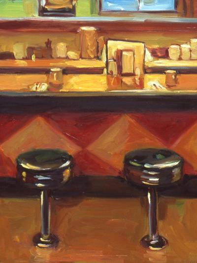 Bar Stools-Pam Ingalls-Giclee Print