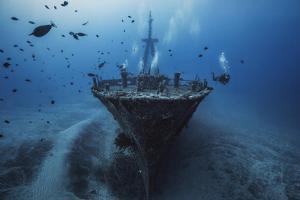 Hai Siang Wreck by Barathieu Gabriel