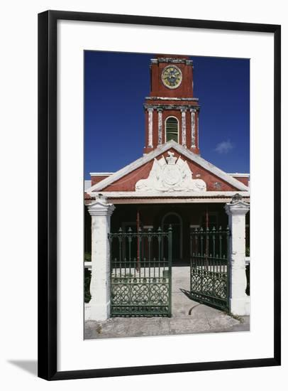 Barbados--Framed Photographic Print