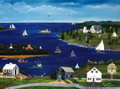 Summers in Maine by Barbara Appleyard