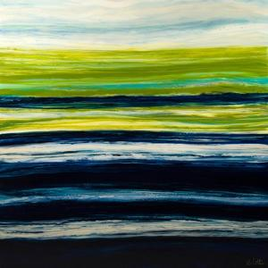 Emerald Horizon by Barbara Bilotta