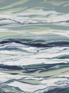 Ocean Blues by Barbara Bilotta