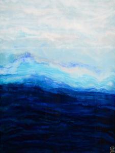 Waterfall IV by Barbara Bilotta