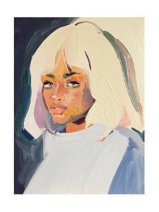 Eye of the storm', 2018, by Barbara Hoogeweegen