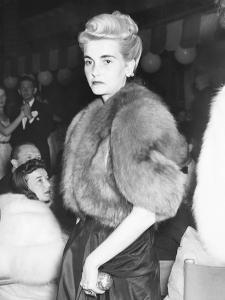 Barbara Hutton, Countess Von Haugwitz-Reventlow, in Palm Beach, Jan. 19, 1940