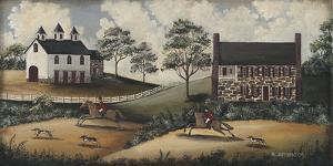 Fox Hunt by Barbara Jeffords