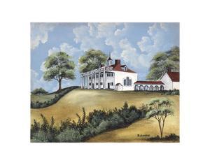 Mt. Vernon by Barbara Jeffords