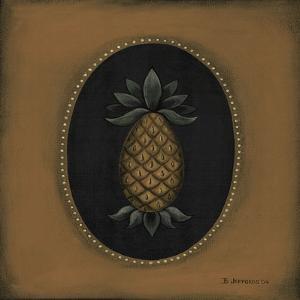 Pineapple 04 by Barbara Jeffords
