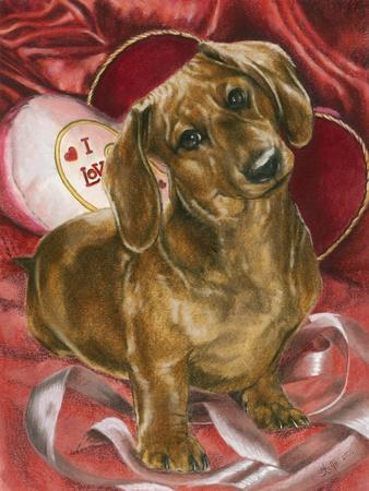 Dachshund Love