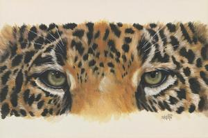 Eye-Catching Jaguar by Barbara Keith