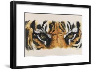 Eye-Catching Tiger by Barbara Keith