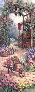 Garden Harmony by Barbara Mock