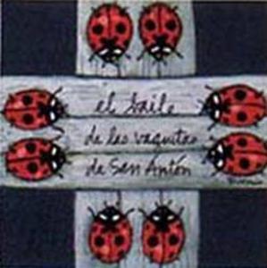 Baile de las Vaquitas de San Anton by Barbara Norris
