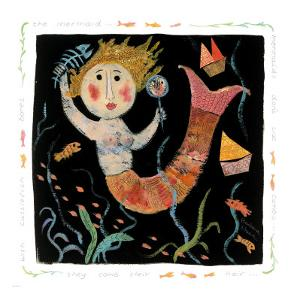 Mermaids Don't Use Combs by Barbara Olsen