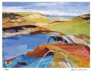 Beach Horizon 22 by Barbara Rainforth
