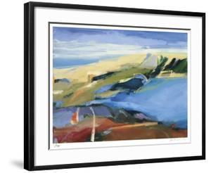 Ocean Horizon 75 by Barbara Rainforth