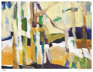 Spring Grove 3 by Barbara Rainforth
