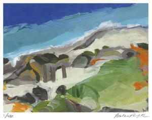 Summer Shores 2 by Barbara Rainforth