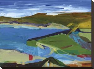 Summer Shores 4 by Barbara Rainforth