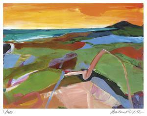 Summer Shores 5 by Barbara Rainforth