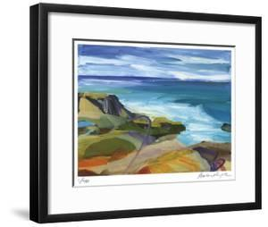 Summer Shores 6 by Barbara Rainforth