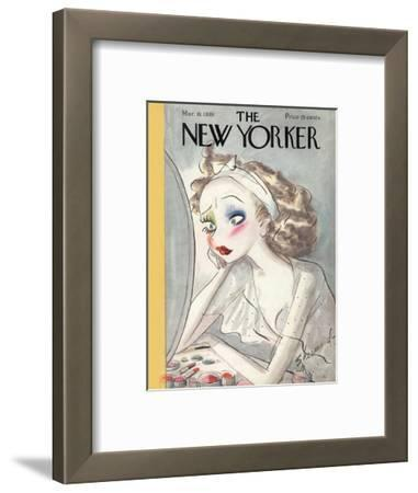 The New Yorker Cover - March 18, 1939
