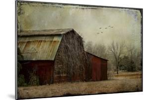 the Red Barn by Barbara Simmons
