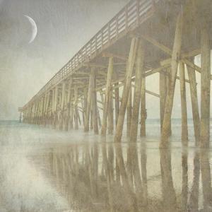 Twilight Pier I by Barbara Simmons