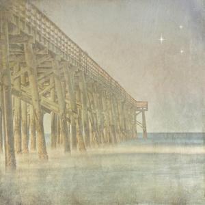 Twilight Pier II by Barbara Simmons