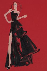 Scarlet by Barbara Tyler Ahlfield