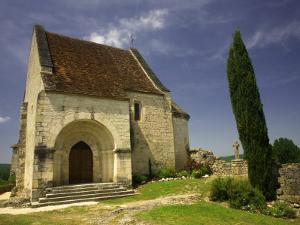 Church of St.Germain by Barbara Van Zanten