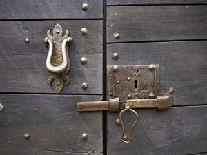 Doorway Detail by Barbara Van Zanten