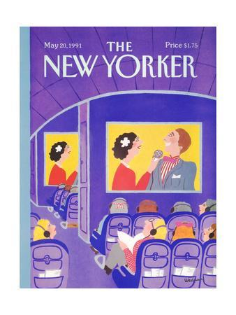 The New Yorker Cover - May 20, 1991