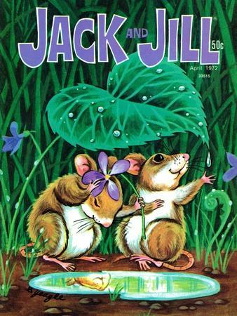 Minimumbrella - Jack and Jill, April 1972
