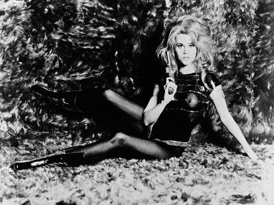 Barbarella, 1968--Photographic Print